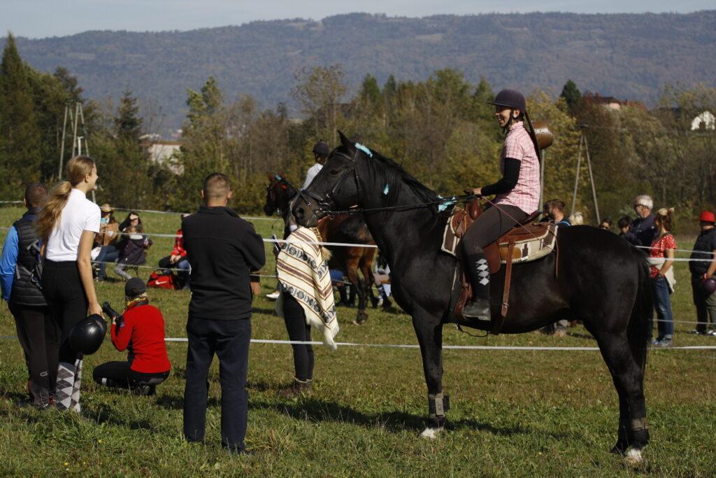 ratunek dla koni -zawody hubertus 2018